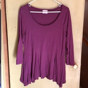 Anthropologie top. Size L